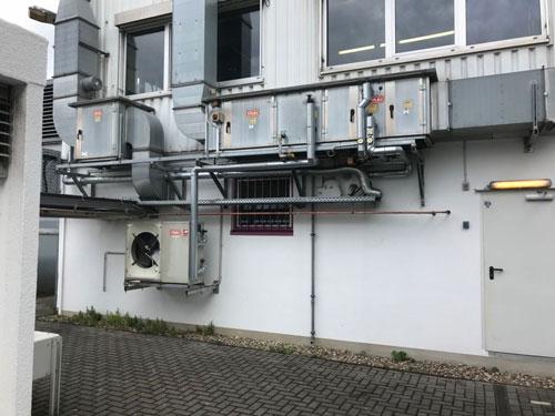 Anlagentechnik der Hans-Willi OBER oHG